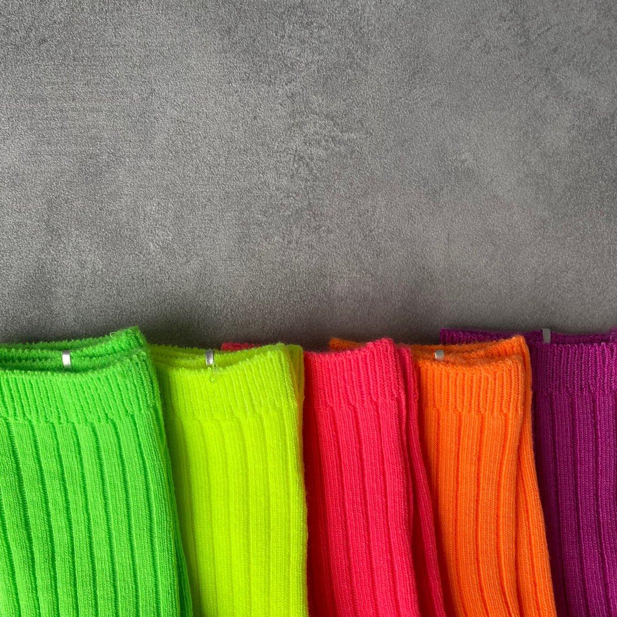【KIDS】Neon Socks 詳細画像2
