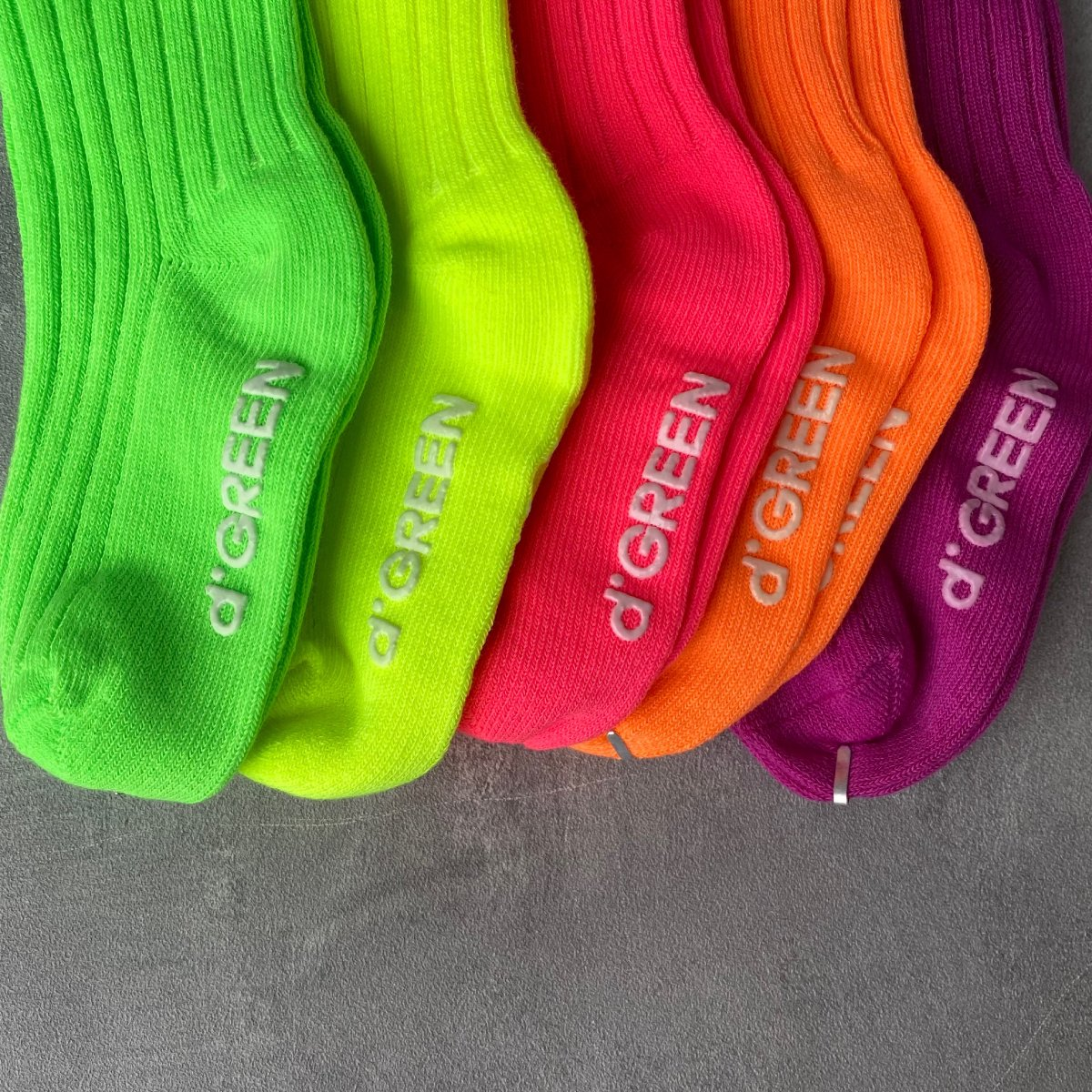 【KIDS】Neon Socks 詳細画像3