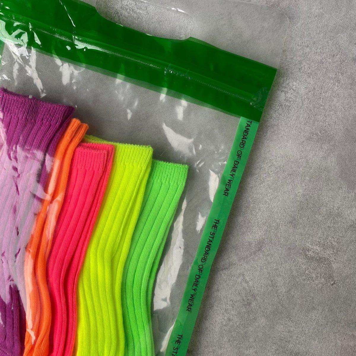 【KIDS】Neon Socks 詳細画像4