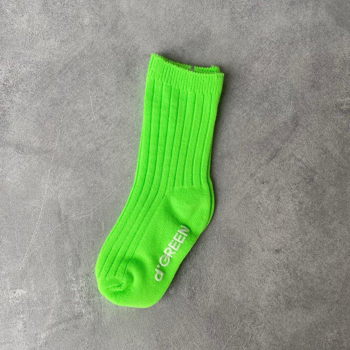 【KIDS】Neon Socks 詳細画像5