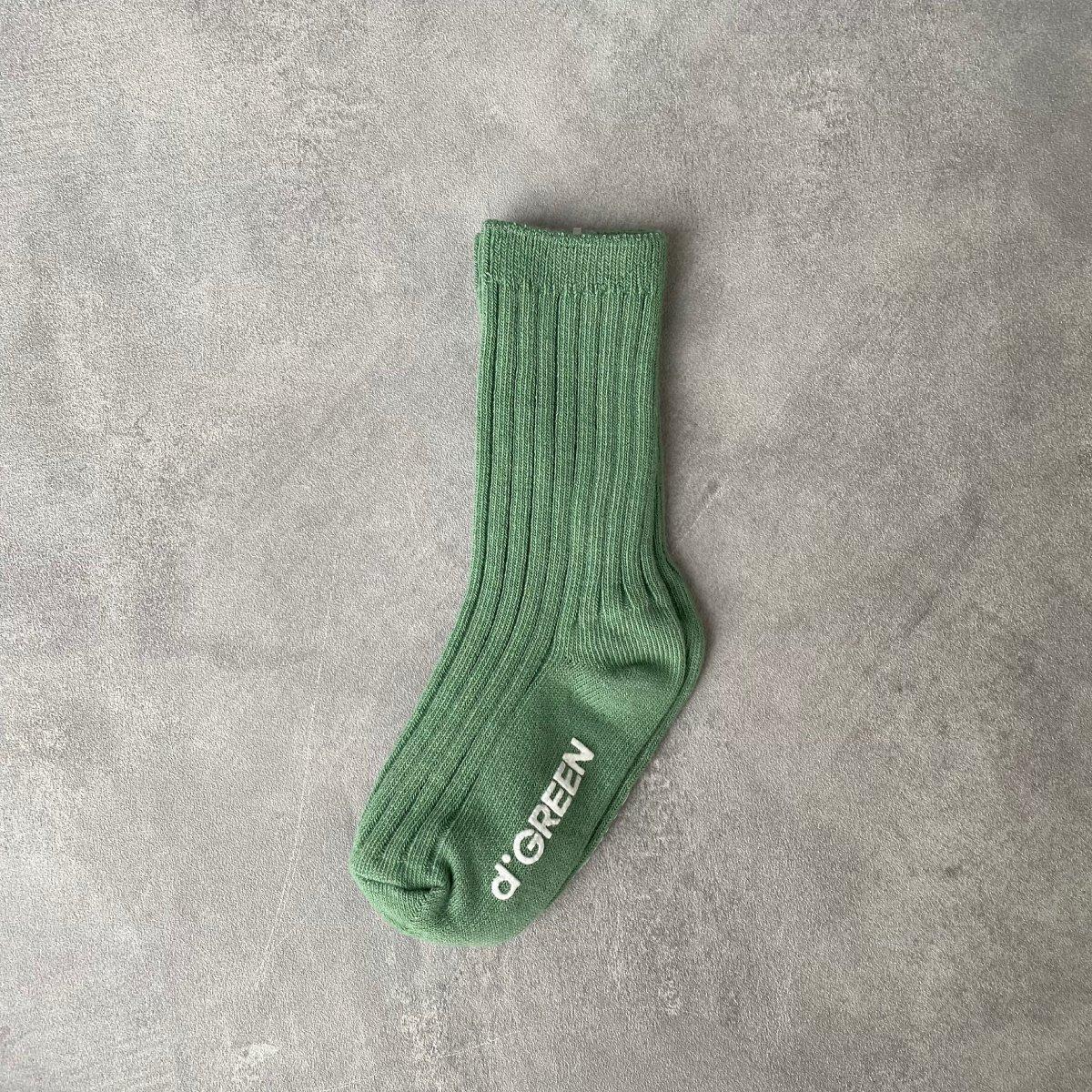 【KIDS】Pistachio Socks 詳細画像11