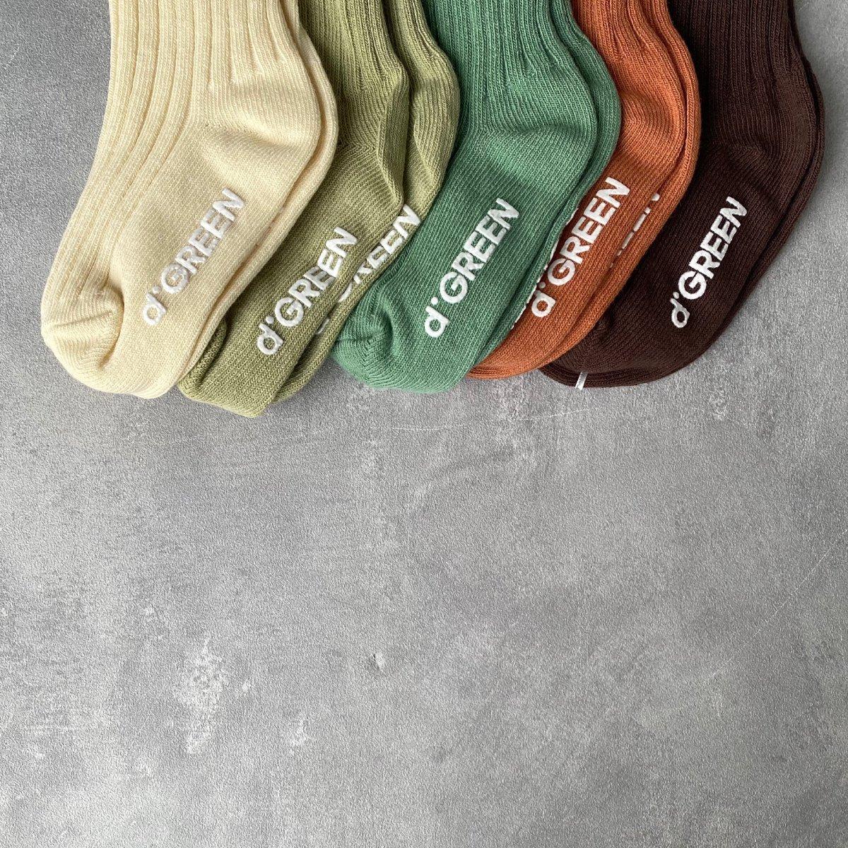【KIDS】Pistachio Socks 詳細画像3