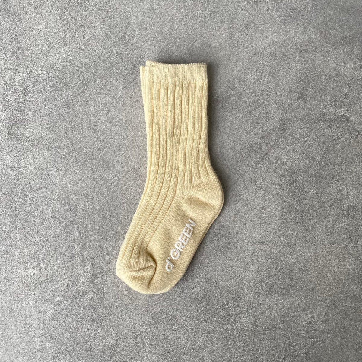【KIDS】Pistachio Socks 詳細画像5
