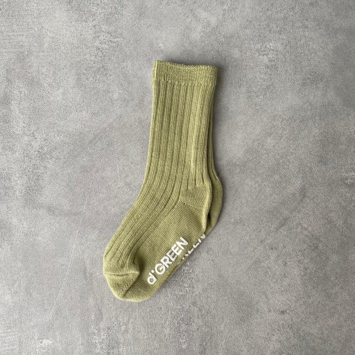 【KIDS】Pistachio Socks 詳細画像8