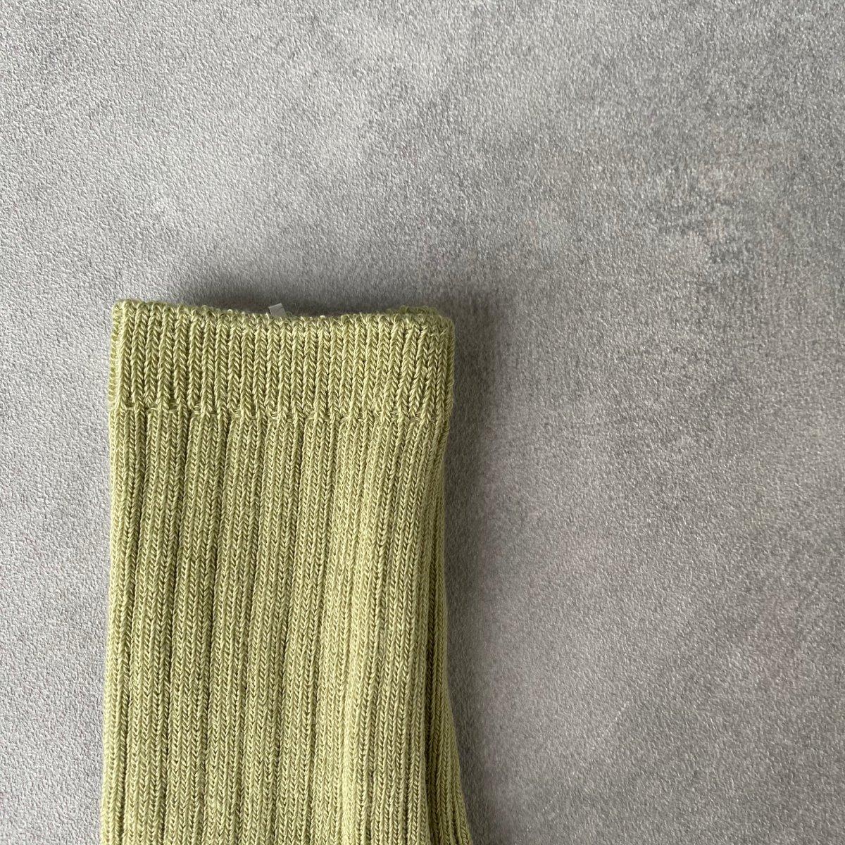 【KIDS】Pistachio Socks 詳細画像9