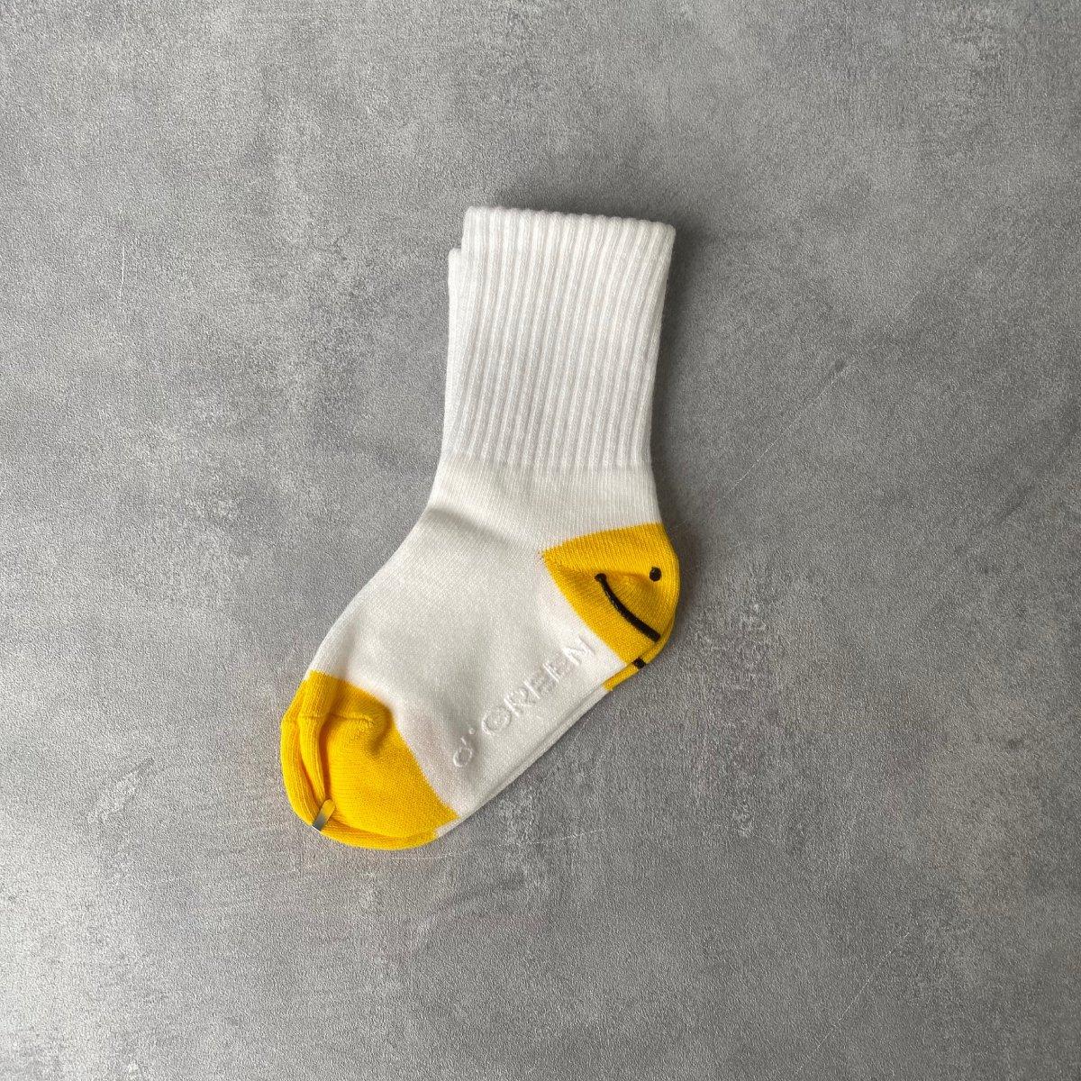 【BABY】Smile Socks 詳細画像1