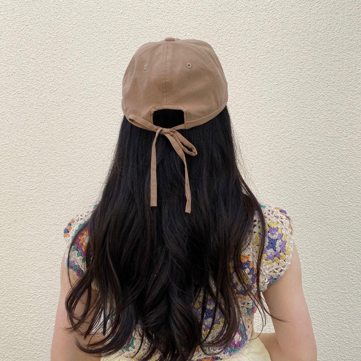 CL Ribbon Cap 詳細画像14