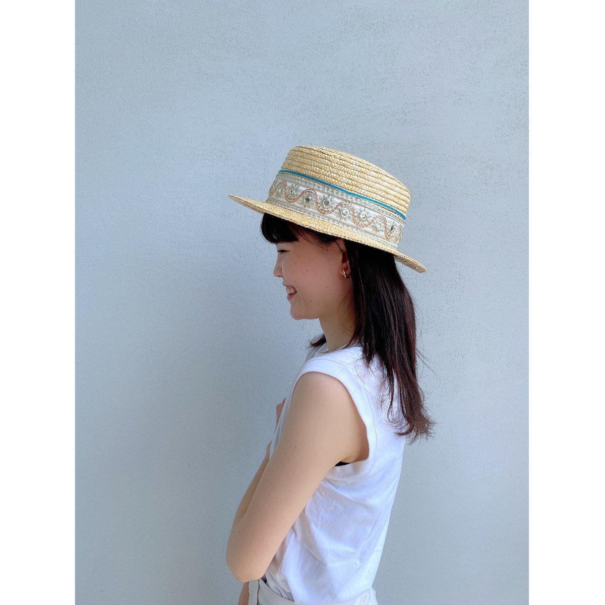 Tape Kankan Hat 詳細画像12