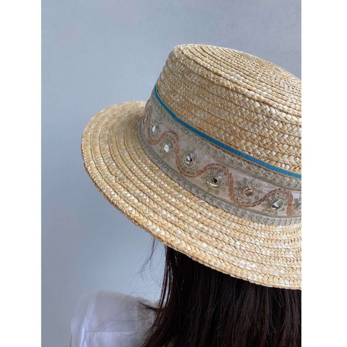 Tape Kankan Hat 詳細画像15