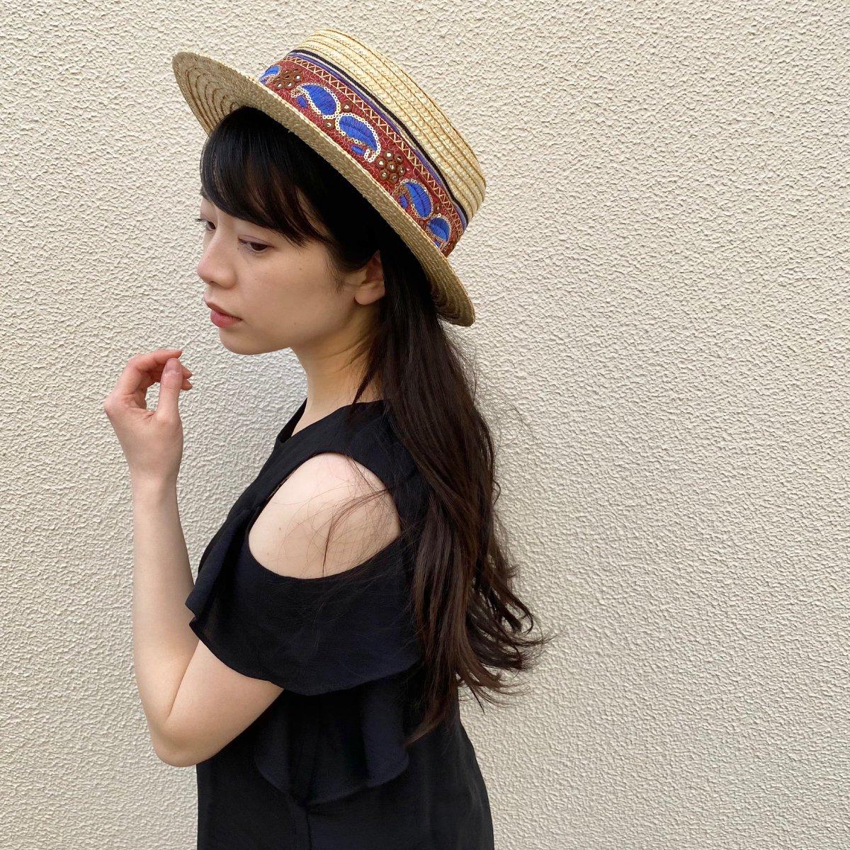 Tape Kankan Hat 詳細画像17