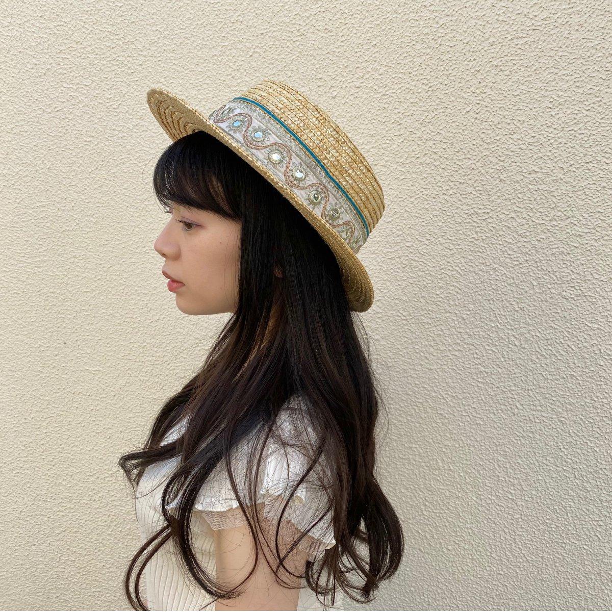 Tape Kankan Hat 詳細画像19