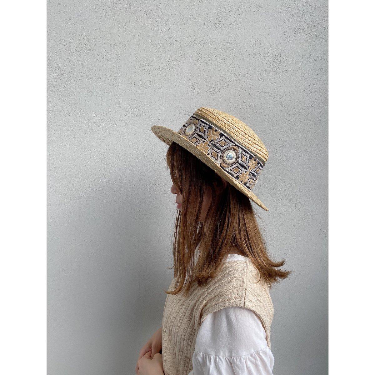 Tape Kankan Hat 詳細画像25