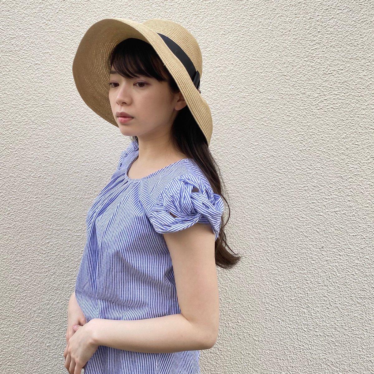 Graceful Casablanca Hat 詳細画像13