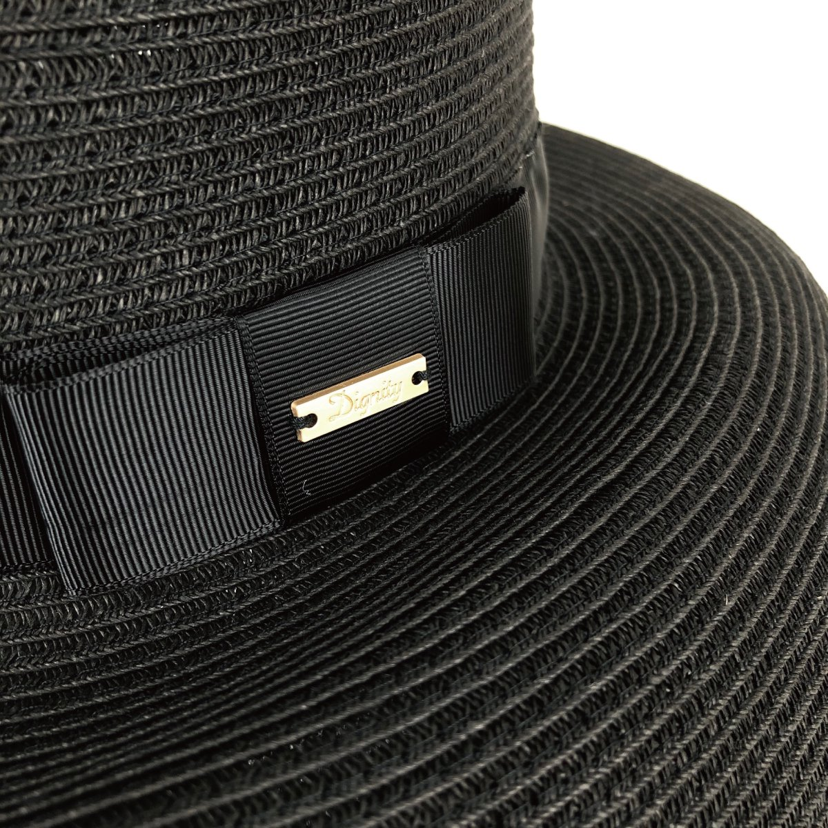 Graceful Casablanca Hat 詳細画像3