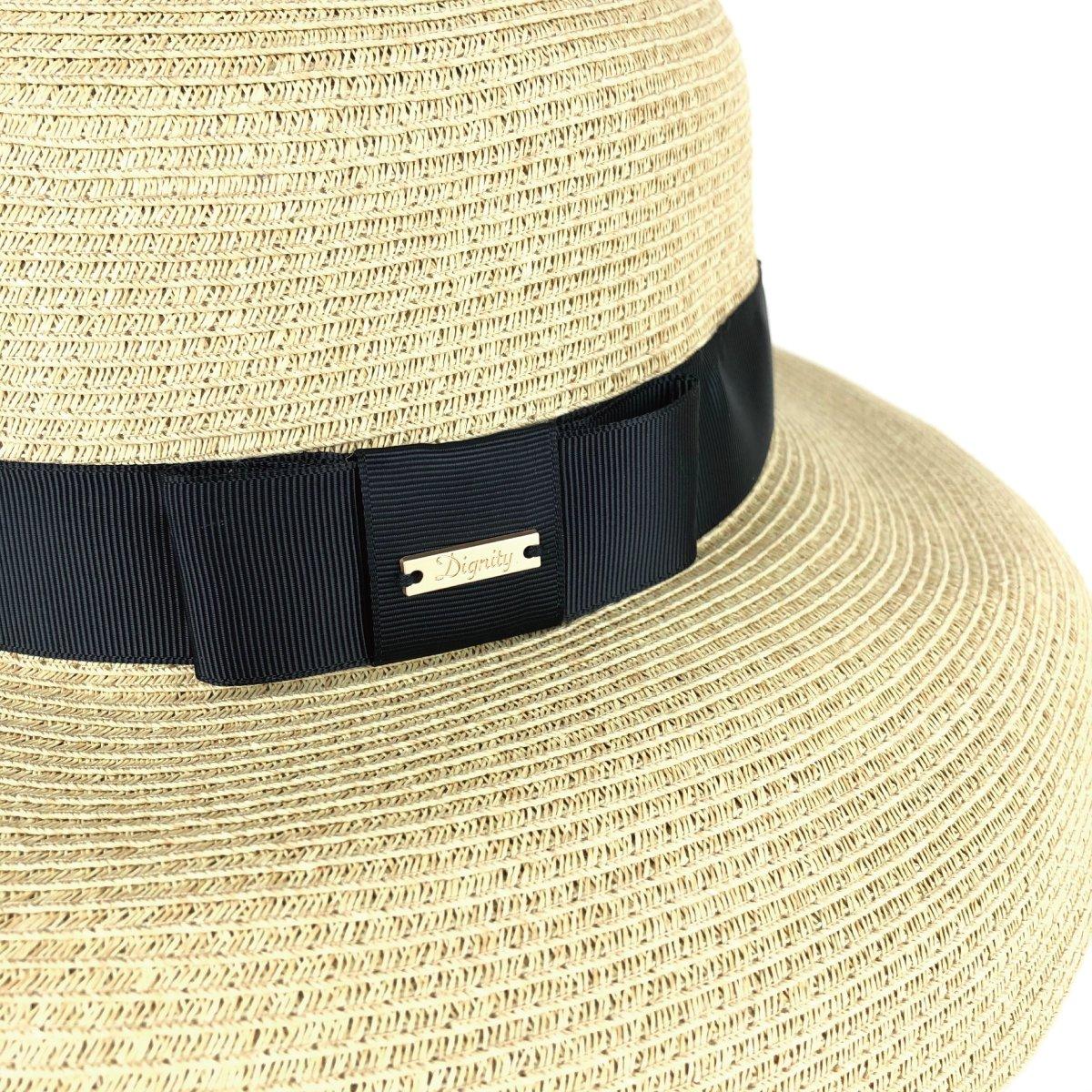 Graceful Casablanca Hat 詳細画像4