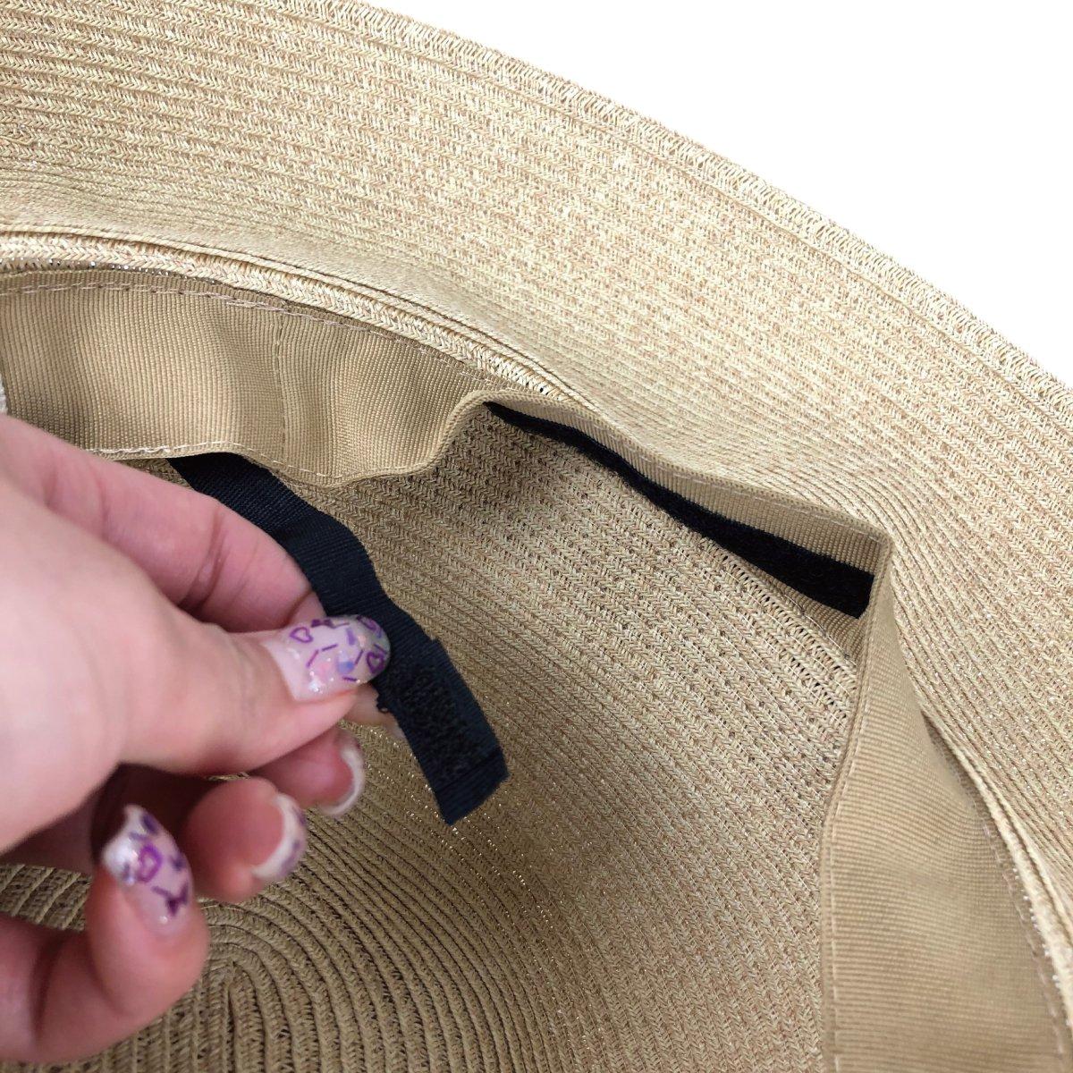 Graceful Casablanca Hat 詳細画像8