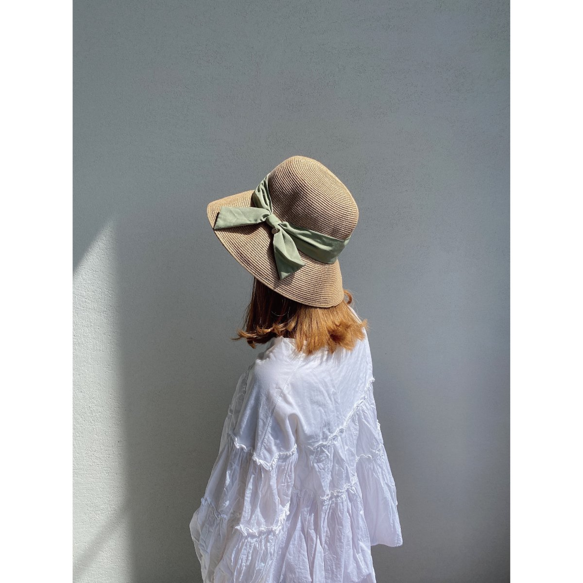 Ribbon Light Hat 詳細画像25