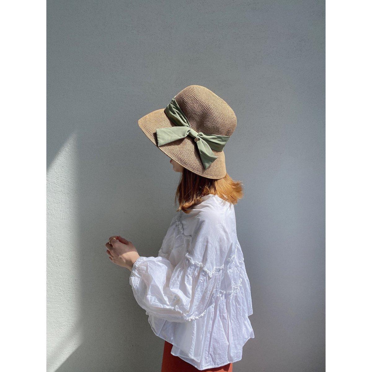 Ribbon Light Hat 詳細画像26