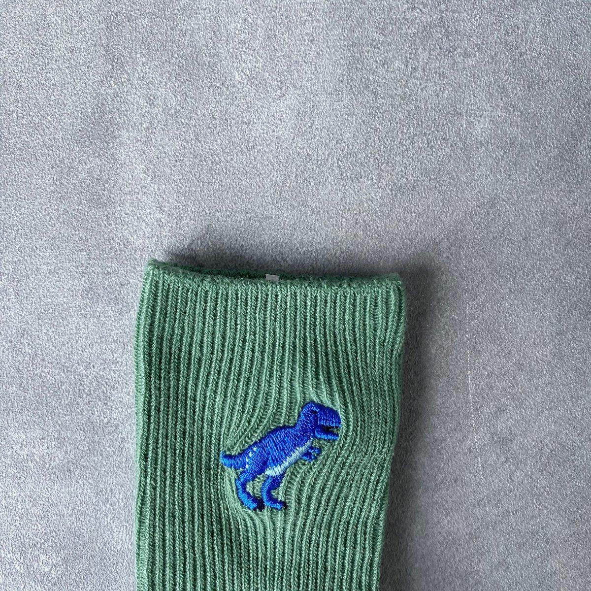 【BABY】Dino Socks 詳細画像12