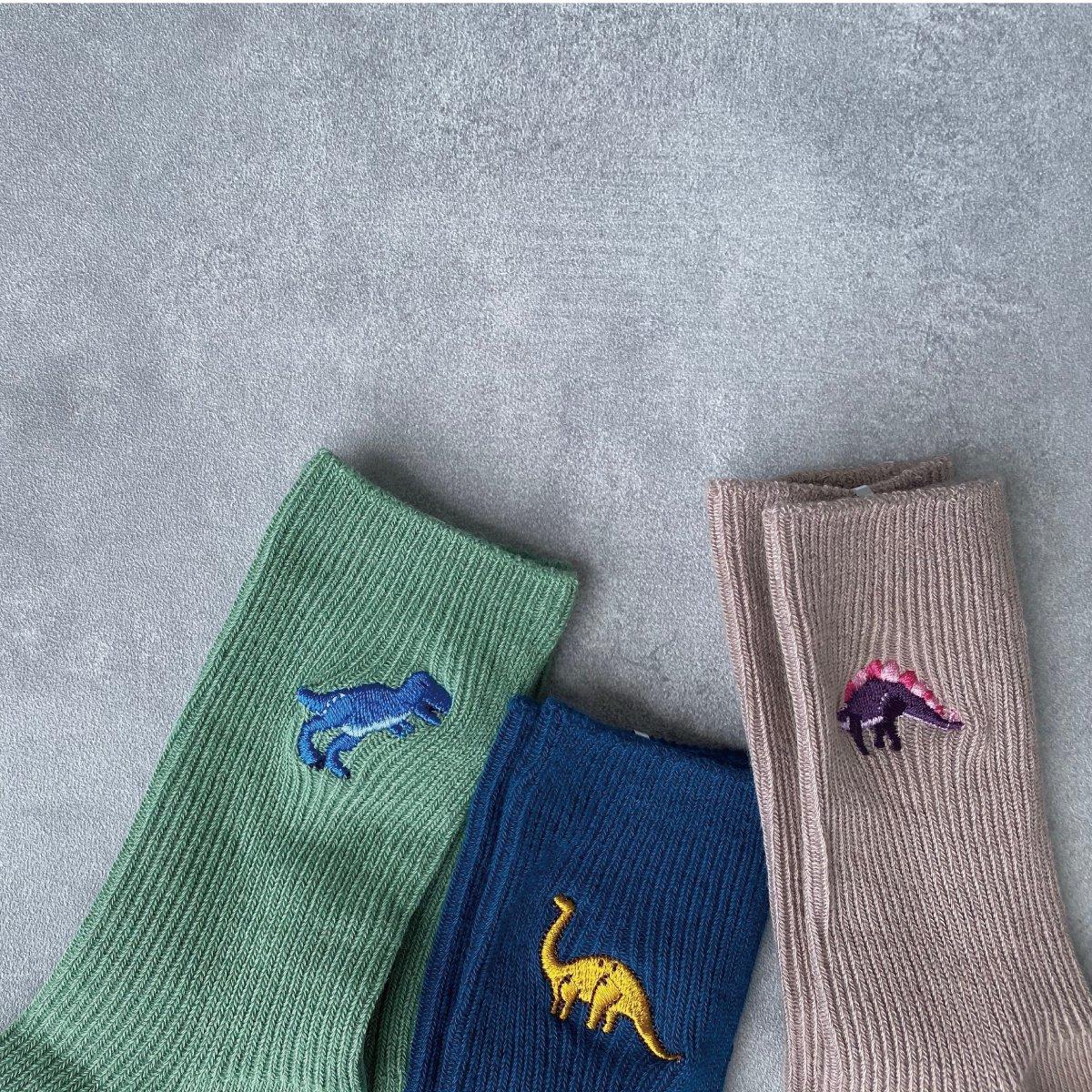 【BABY】Dino Socks 詳細画像16