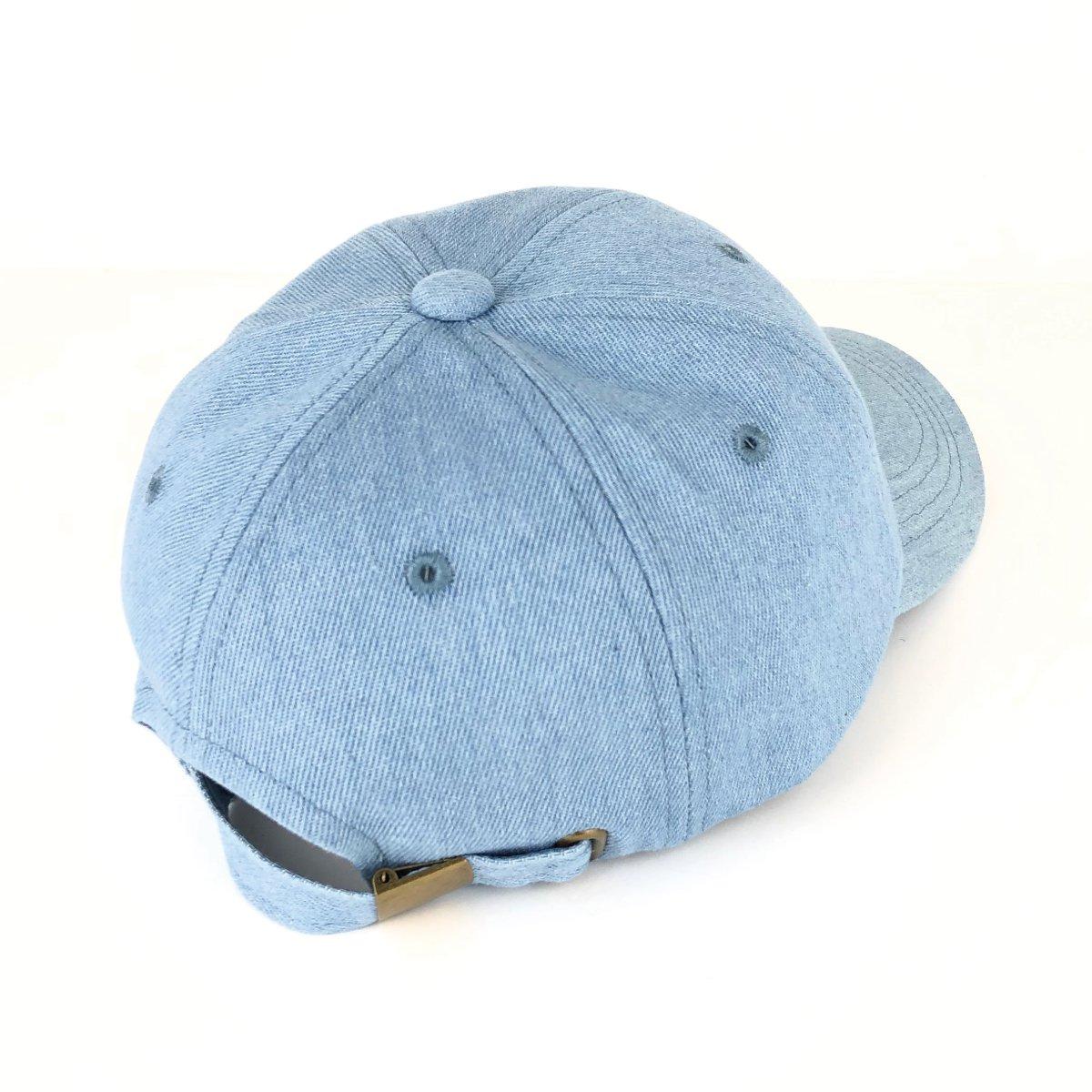 Denim Wappen Cap 詳細画像11