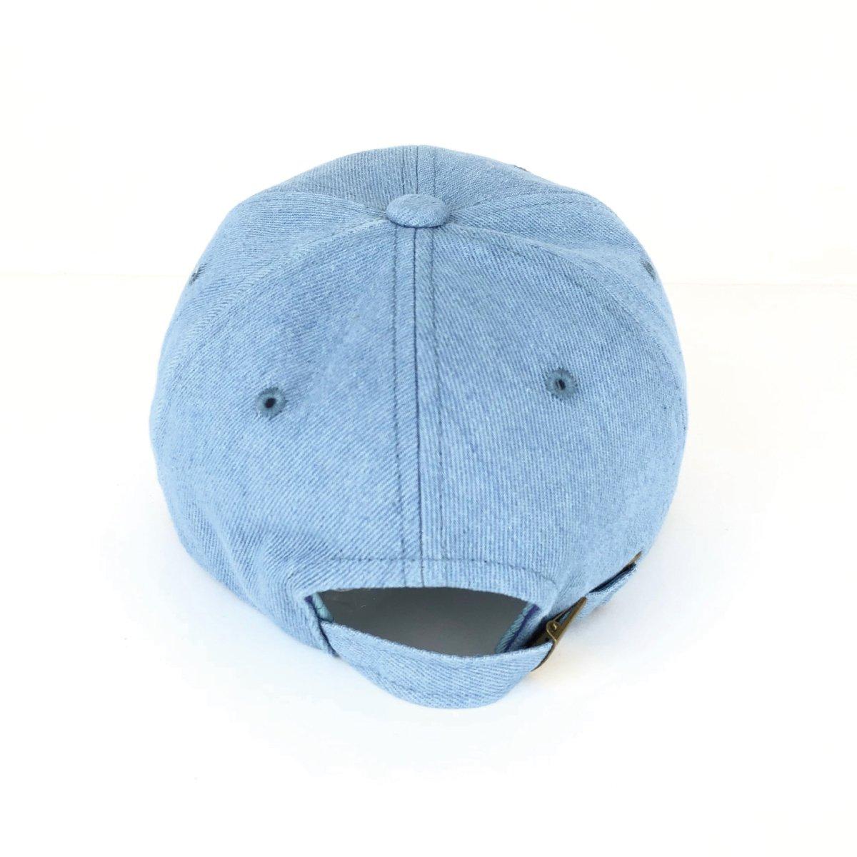 Denim Wappen Cap 詳細画像12