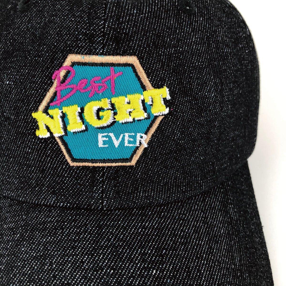 Denim Wappen Cap 詳細画像7