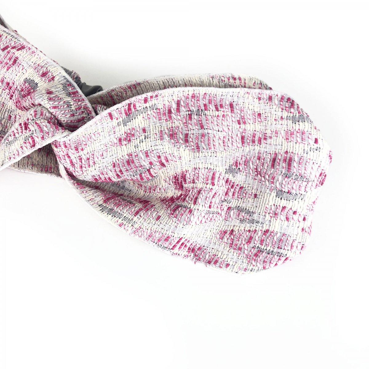 Pink Weave Turban 詳細画像2