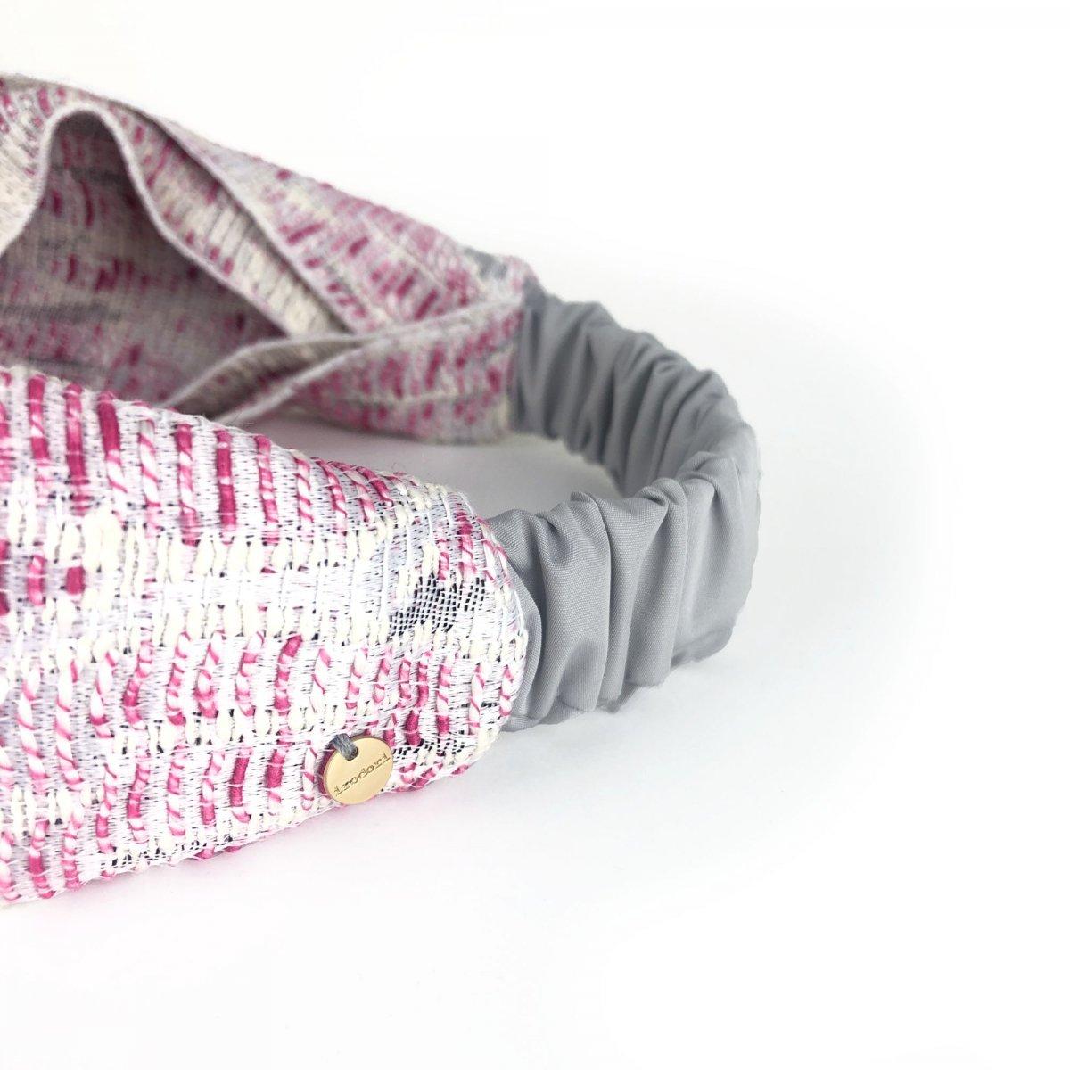 Pink Weave Turban 詳細画像3