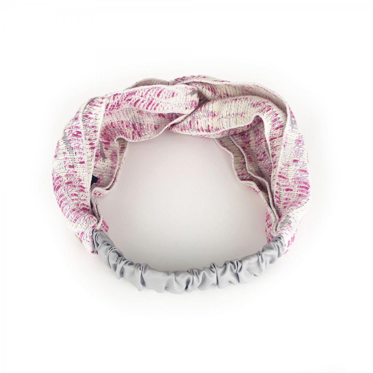 Pink Weave Turban 詳細画像4