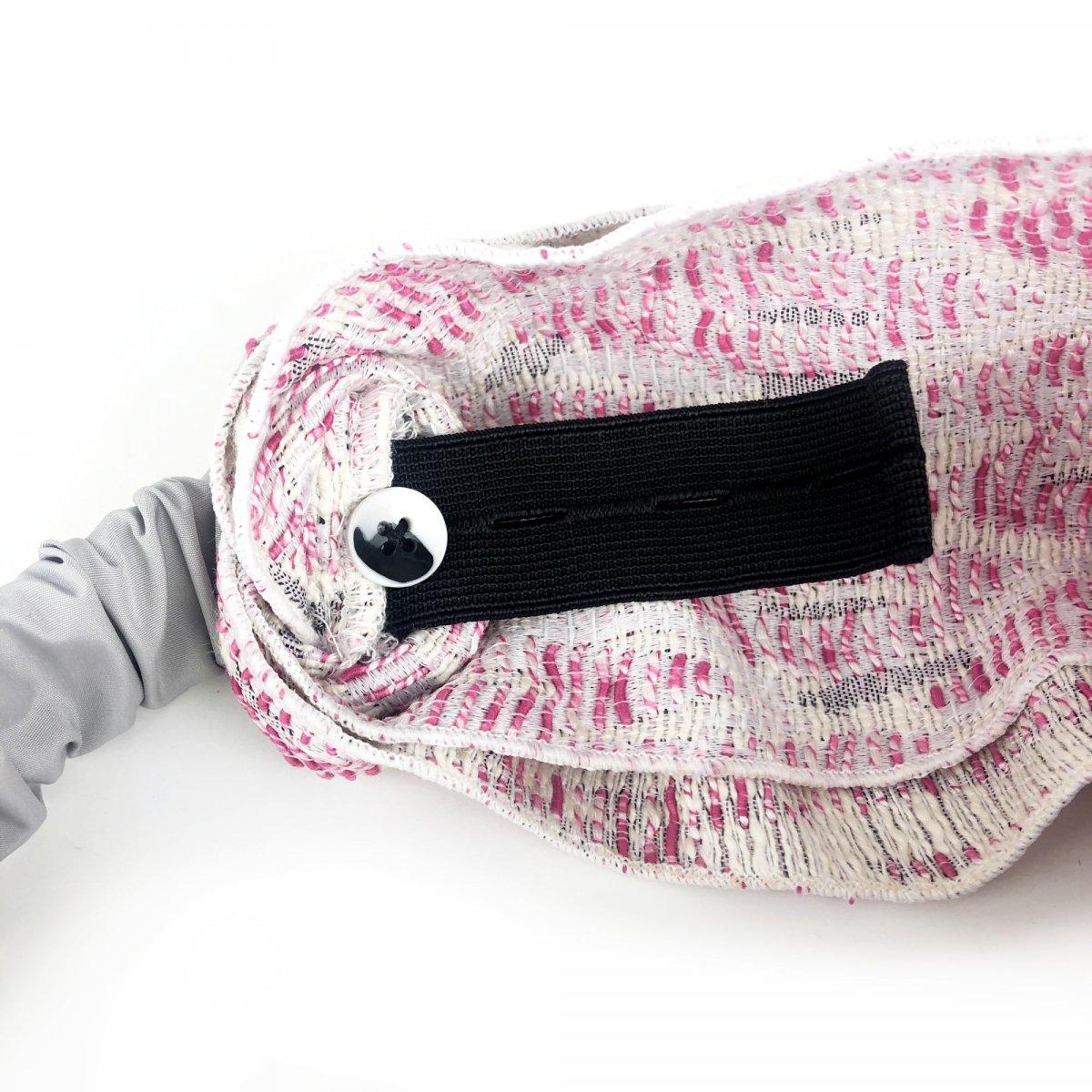Pink Weave Turban 詳細画像5