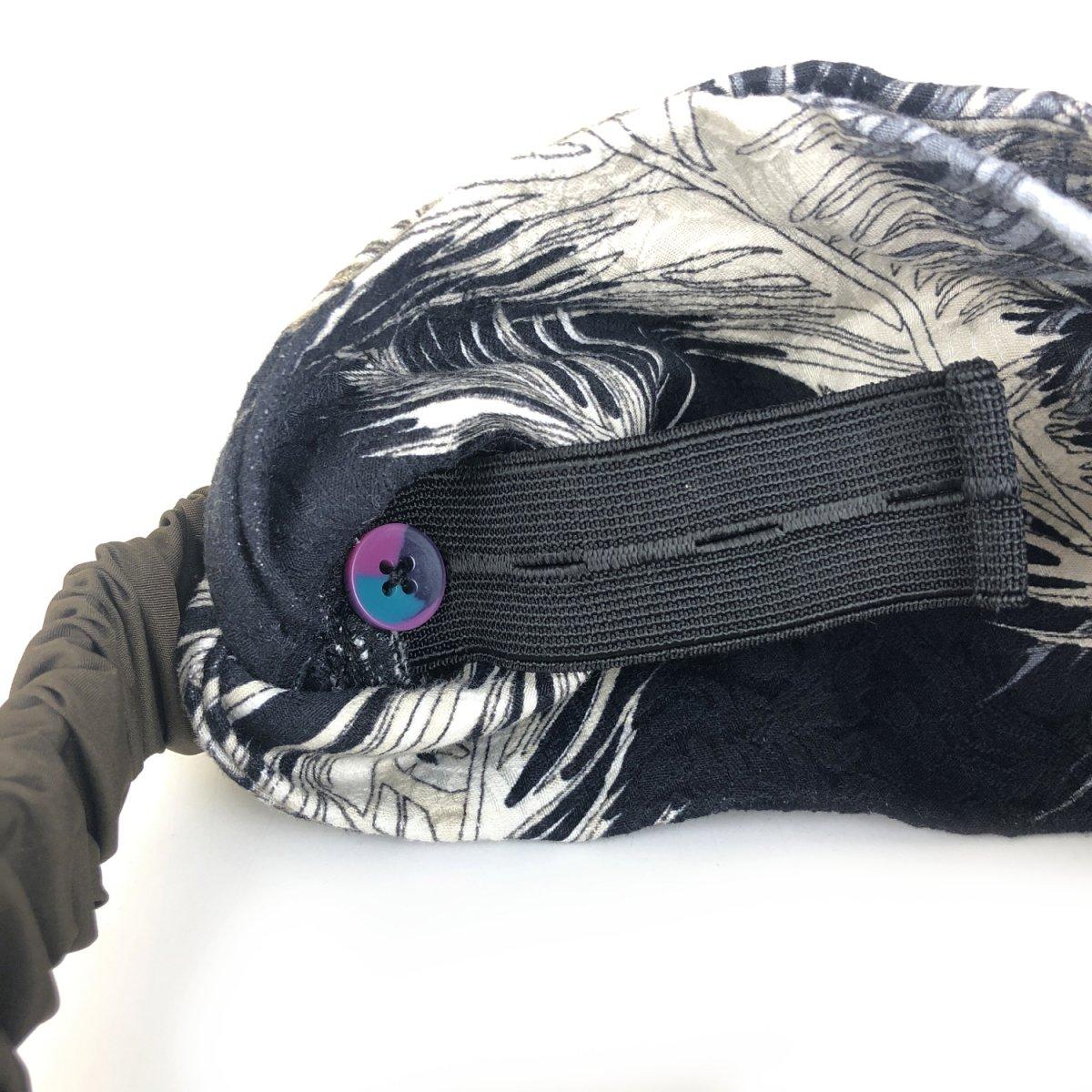 Mode Leaf Turban 詳細画像5