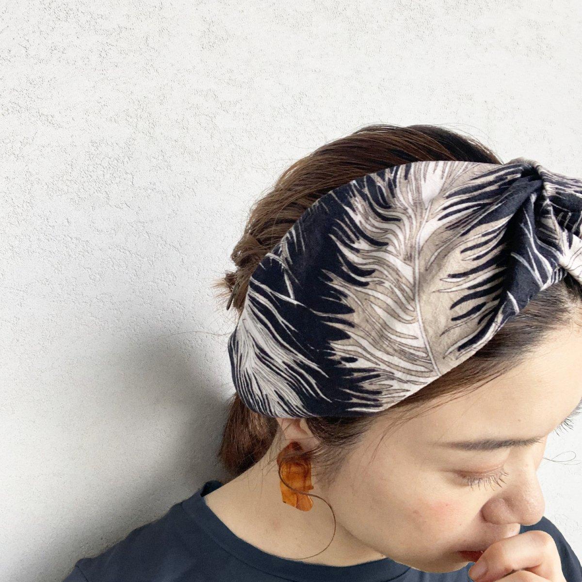 Mode Leaf Turban 詳細画像7