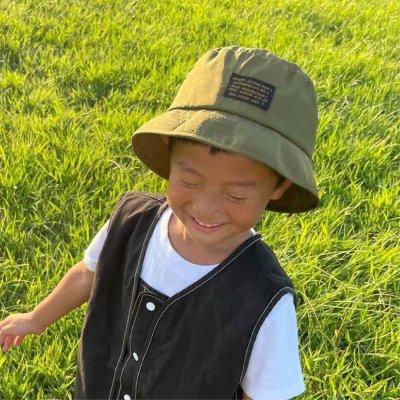 【KIDS】Kids MA-1 Hat