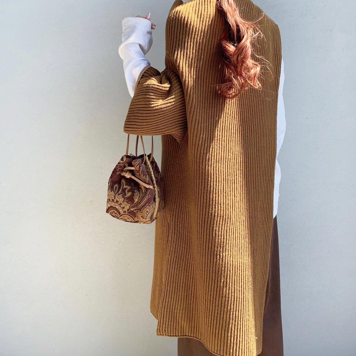 Antique Gobelin Bag 詳細画像6
