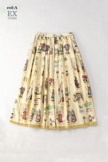 Alice's dictionaryドレススカート