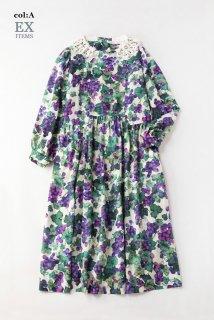 Grape palaceガーデンドレス