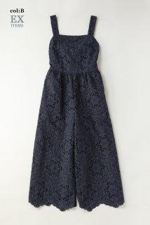 Precious lace ドレスパンツ