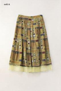 Painting Kitドレススカート