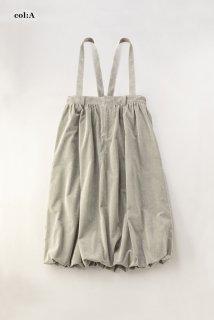 ヴィンテージコーデュロイ バブルスカート