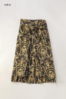 Marie Antoinetteラップスカート