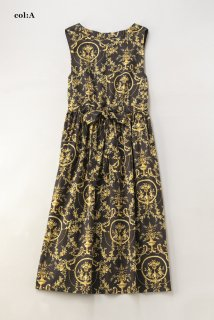 Marie Antoinetteノースリーブドレス