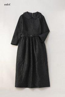 ヴィンテージキルト コレットドレス