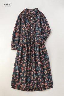 Flowers of Jouyレイヤードドレス