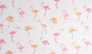 [カット済 50cm×50cm] flamingo(ピンク)