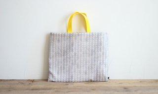 レッスンバッグ(おけいこバッグ)手作りキット:shizuku/グレー