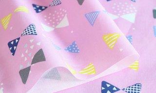 fabric:リボン(ピンク)
