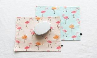ランチョンマット:flamingo