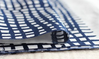 fabric:madomado(ネイビー)