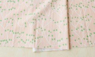fabric:tree(ピンク)